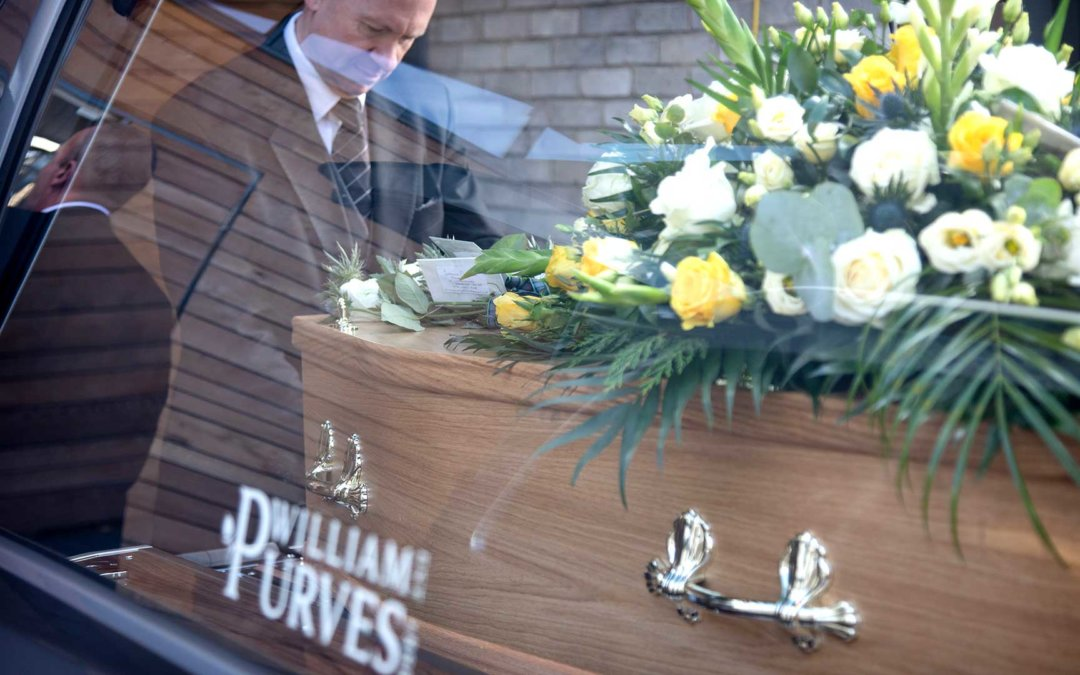 No limits for live streamed funerals