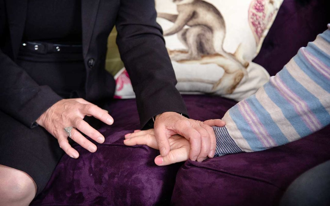 What to say to someone recently bereaved